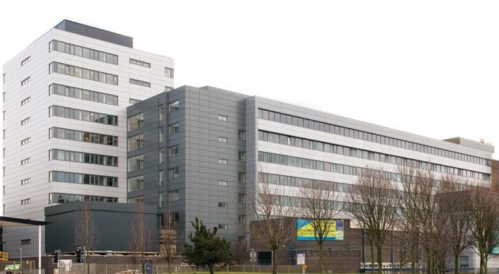 Liverpool JMU Campus